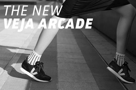 Vegan Sneakers | Vegane Sneaker | VEJA Arcade
