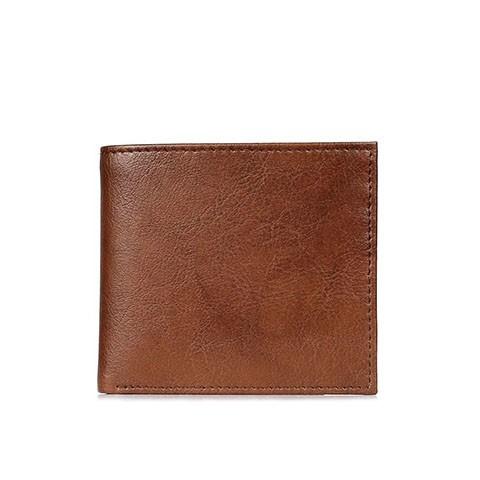Vegane Geldbörse | WILL'S VEGAN STORE Billfold Wallet Chestnut