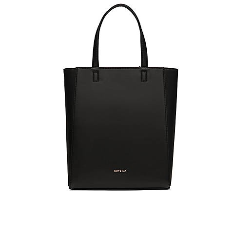 Vegane Handtasche | MATT & NAT Sella Black