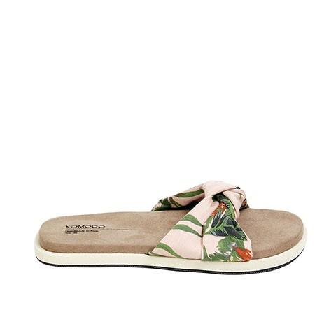 Vegane Sandale | KOMODO Edith Tropical Pink