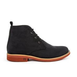Veganer Chukka Boot - Good Guys Ayita Black