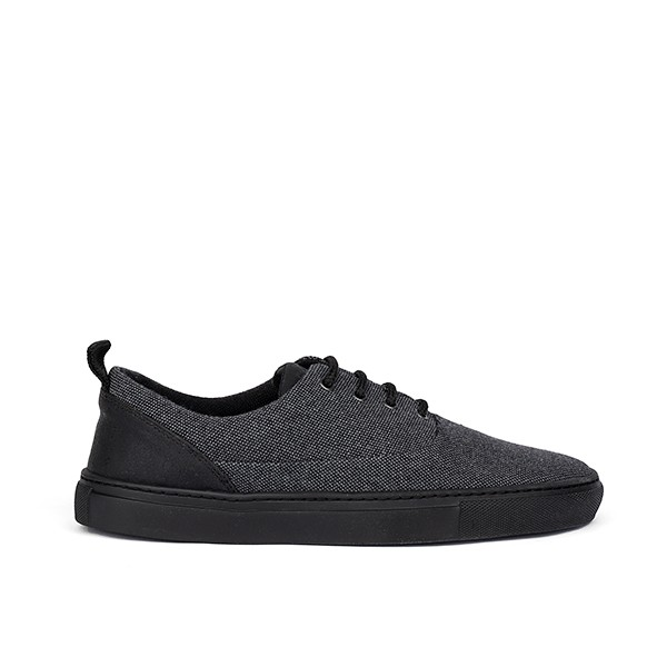 Veganer Sneaker | BLEED CLOTHING ECO4sneaker Black