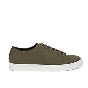 Veganer Sneaker | EKN FOOTWEAR Oak Olive