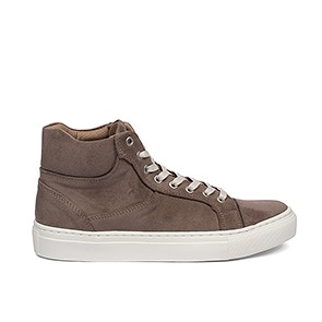 Veganer Sneaker   GRAND STEP SHOES Sally Suede Taupe