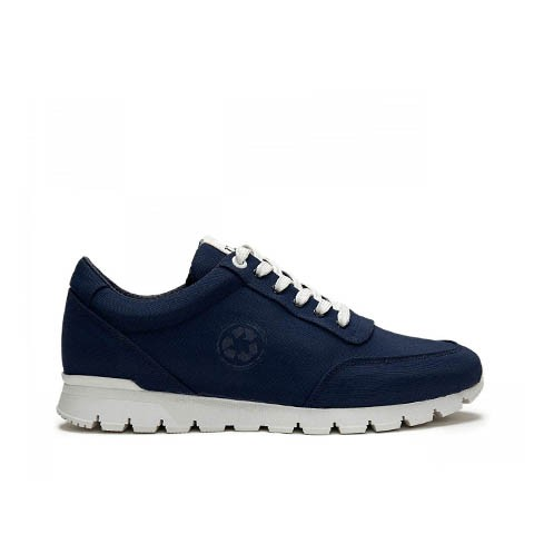 Veganer Sneaker | NAE Nilo Navy