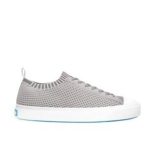 Veganer Sneaker | NATIVE SHOES Jefferson 2.0 LiteKnit Pigeon Grey