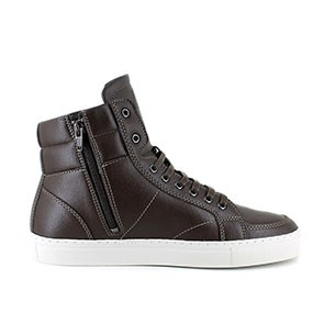 Veganer Sneaker | VEGETARIAN SHOES Bounty Boot Brown