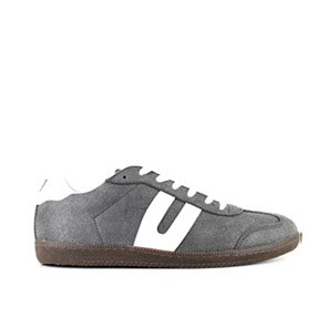 Veganer Sneaker | VEGETARIAN SHOES Cheatah Grey