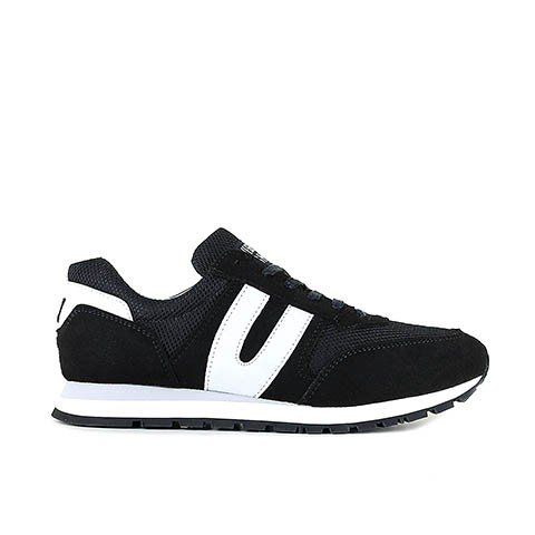 Veganer Sneaker | VEGETARIAN SHOES Vegan Runner Black