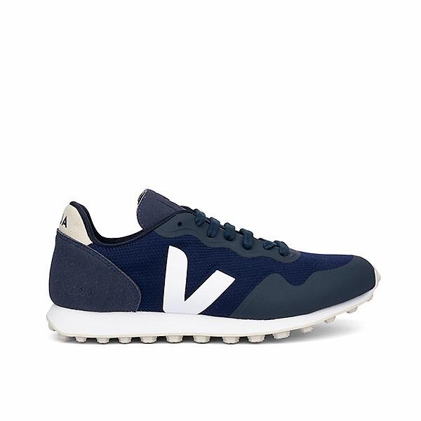 Veganer Sneaker   VEJA SDU RT B-Mesh Nautico White