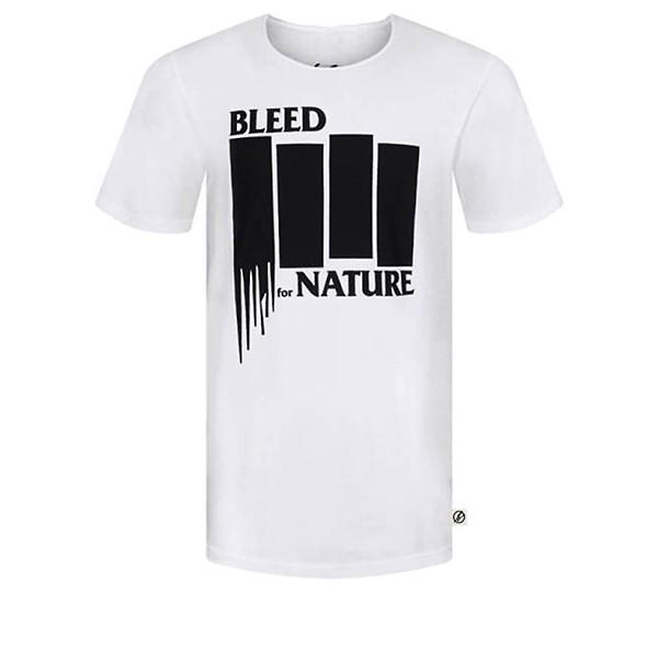 Veganes T-Shirt | BLEED T-Shirt Flag