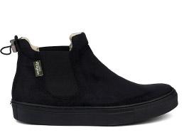 Veganer Sneaker | JONNYS VEGAN Talca Negro