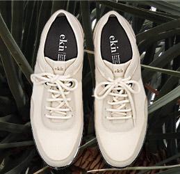 Veganer Sneaker | EKN Low Seed Runner Natrual