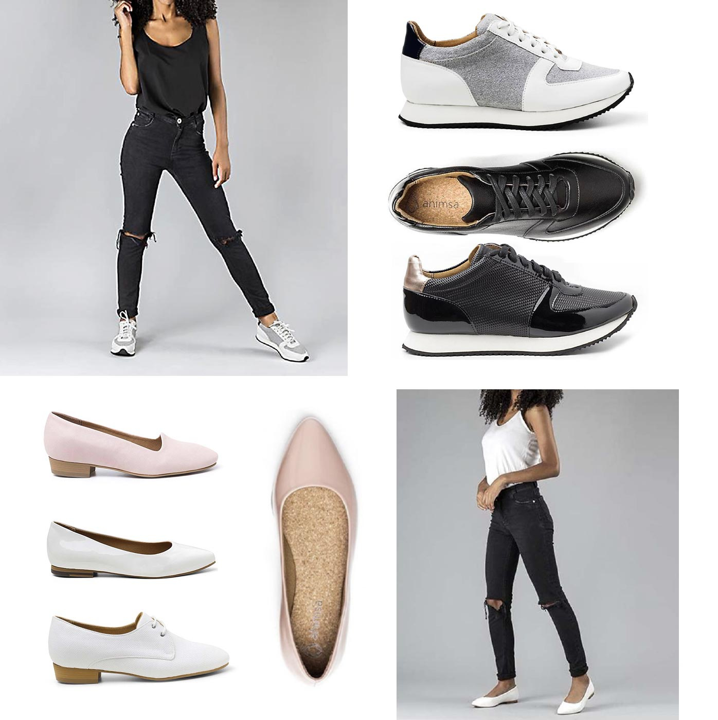 NEU   Vegane Sneaker und Schuhe von AHIMSA jetzt shoppen!
