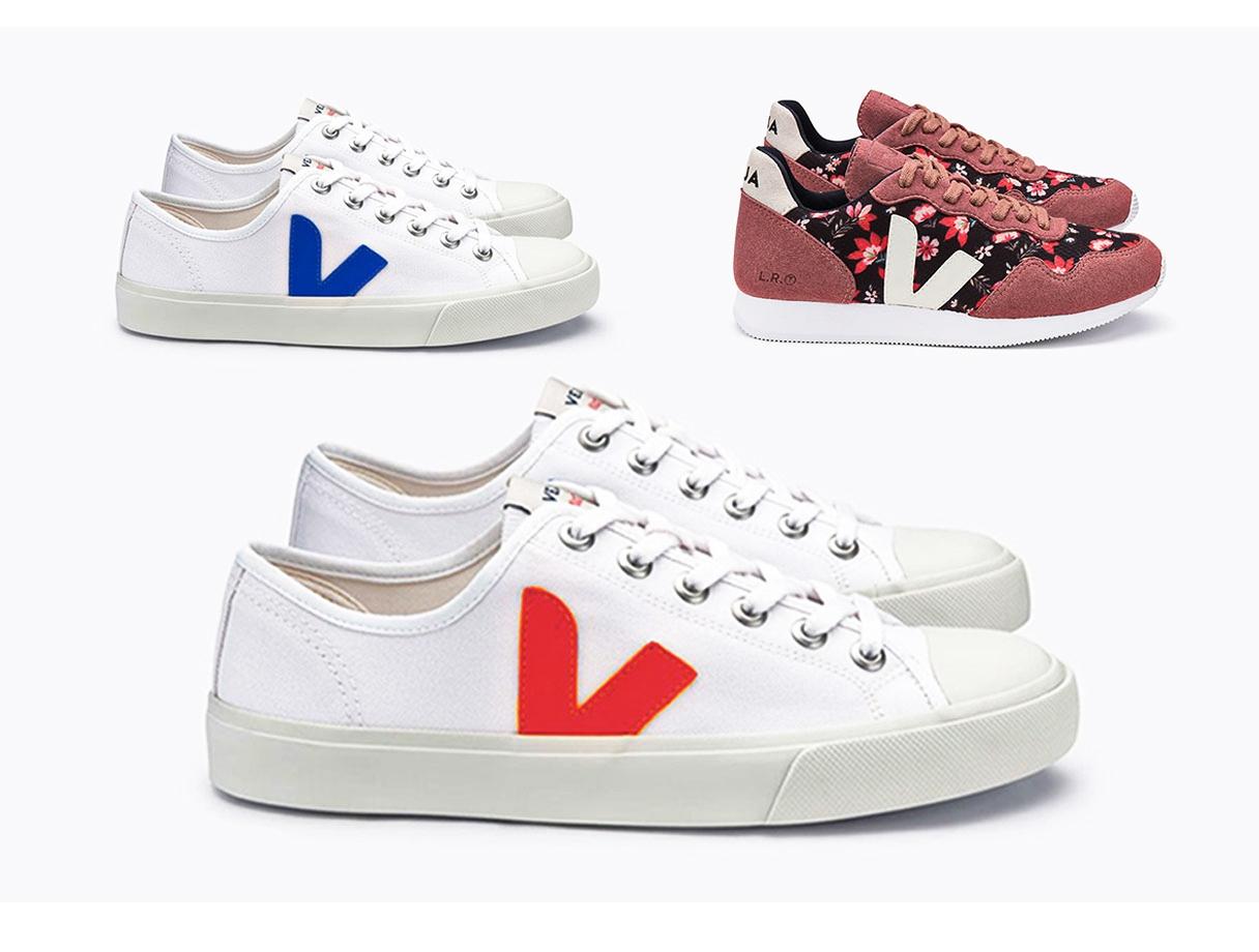 NEU   Vegane Sneaker von VEJA jetzt shoppen!