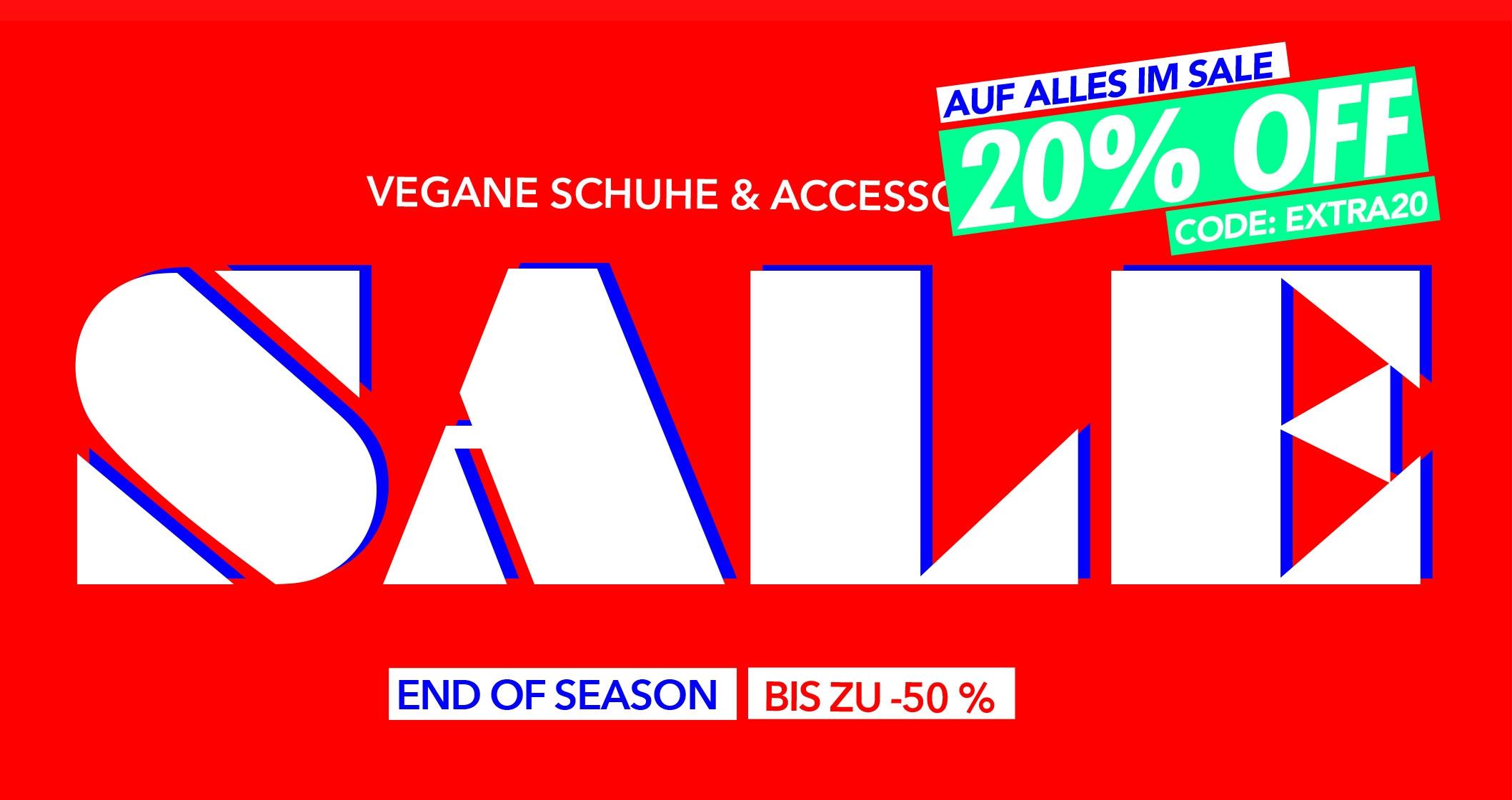 MID SEASON SALE   Vegane Schuhe im Sale   Bis zu 50 % Rabatt auf Schuhe und Accessoires!