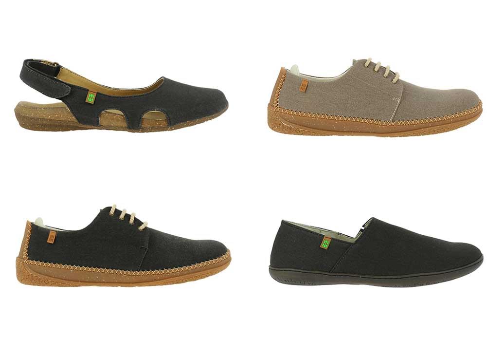 Shop online! | Vegane Schuhe von EL NATURALISTA